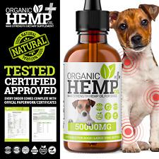 More details for dog hemp oil calming & support supplement | hemp oil for dogs | 50,000mg