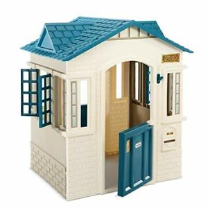 Playhouse Portable Outdoor Cottage Children Indoor Sturdy Toy Easy Light Plastic