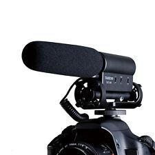 SGC-598 Condenser Microphone For Nikon D810 D5500 D7200 D750 D3300 D5300 D7100
