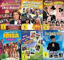 70er Jahre 10 Kultfilme CHRIS ROBERTS Mega Collection PETER WECK Hansi Kraus DVD