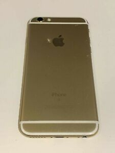 iPhone 6S Gold Genuine Complete Housing with Battery, Loudspeaker, Camera, Screw