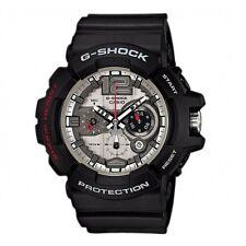 Casio G-Shock GAC-110-1A Analog Magnetic Water Resistant 200M Black Resin Watch