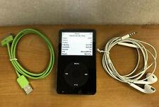 Apple iPod Video Classic A1136 5th Generation 60GB Black MA147LL