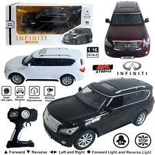 LICENSED 1:16 Infiniti QX56 SUV Electric RC Radio Remote Control Car Kid Boy Toy