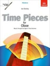 Time Pieces for Oboe, Volume 2, Paperback, Music through the Ages in 2 Volumes