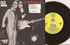 "EP 7"" 33 Tours ELTON JOHN BAND - LENNON - 28th november 1974 - EX/VG+ - FRANCE"