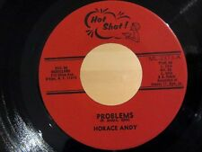 Reggae 45 HORACE ANDY Probems/Problems 2 HOT SHOT! ML-2373 Jamaica VG++/NM-