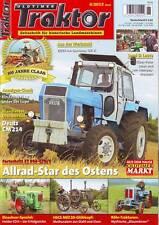 Oldtimer Traktor 6/13 Fortschritt ZT 303/Holder ED II/Röhr/HSCS MEZ 20/ZF/ZP-A4-