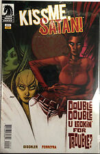 Kiss Me Satan #2 NM- 1st Print Free UK P&P Dark Horse Comics