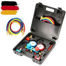 Monteurhilfe Klimaanlage Manometer Prüfgerät KlimaanlagePrüfung prüfenTemperatur