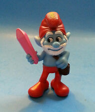 2013 The Smurfs 2 #1 PAPA SMURF McDonald's OOP