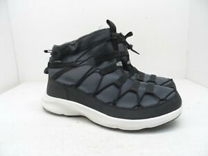 KEEN Men's Uneek Sneaker Chukka Magnet/White Size 9M