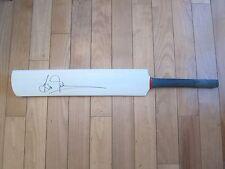 Brian Lara Signed Cricket Bat West Indies PROOF Cricket All Stars