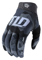 TROY LEE DESIGNS TLD MENS GRAY CAMO MTB CYCLING AIR GLOVES size 2X LARGE 2X