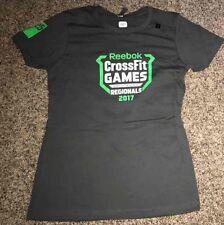 Womens Reebok Crossfit Games 2017 Regionals Shirt Size Medium