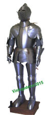 Medieval Suit of Armor Century Combat Full Body Armour W Base
