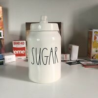 Rae Dunn Sugar Canister LL Large Letters Artisan Collection by Magenta New