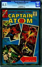 Strange Suspense Stories #76-CGC 4.5 VG+  Captain Atom-Steve Ditko Classic-1967