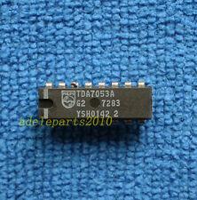 1pcs TDA7053A STEREO BTL AUDIO OUTPUT AMPLIFIER DIP-16