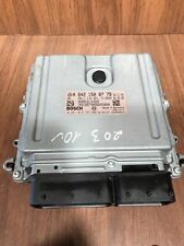 Mercedes Motor ECU Engine Module Unit Steuergerät  A6421508779 0281012581