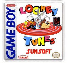 LOONEY TUNES NINTENDO GAME BOY FRIDGE MAGNET IMAN NEVERA