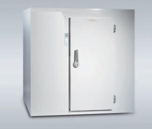 VIESSMANN Tiefkühlzelle mit Edelstahlboden, ohne Aggregat 2100x2100mm NEU