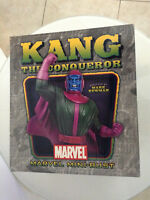 MARVEL BOWEN KANG THE CONQUEROR BUST #1135/2000 MIB(AVENGERS THOR VILLAIN NEW 1