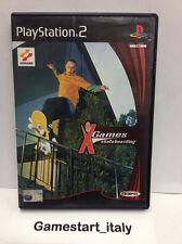 ESPN X GAMES SKATEBOARDING (PS2) GIOCO USATO IN BUONE CONDIZIONI - USED PERFECT