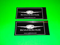 ROADKROME SPYDER CRUISER FOOTPEGS SEATS SADDLEBAGS MIRRORS PARTS DECALS STICKERS