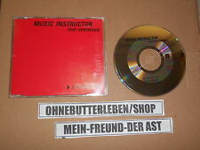CD Pop Music Instructor - Play My Music (2 Song) Promo MCD EASTWEST