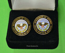 U.S. Department of Defense Cuff Links - DOD cufflinks