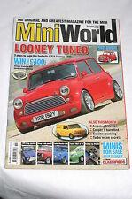 Mini World Magazine - November 2005 - ICE/Rally 1257 GT/MPI Van