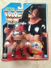 WWF Hasbro Warlord 1993 Series 5 Powers of Pain Wrestling Action Figure