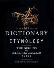 Barnhart Concise Dictionary of Etymology (Hardback or Cased Book)