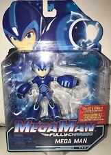 Mega Man: Fully Charged Toy Figure - Mega Man - 4-Inch Figure - New Sealed X