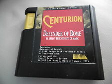 CENTURION DEFENDER OF ROME SEGA GENESIS GAME CARTRIDGE NTSC USA