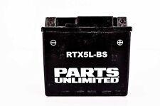 87-06 Suzuki LT80 QuadSport Parts Unlimited AGM Maint Free Battery LEMM32X5B