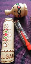 Bulgarian rose perfume 2.1 ml extract Rosa damascena, souvenir
