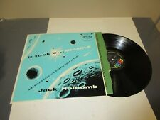 """Jack Holcomb """"It Took A Miracle"""" GOSPEL LP Record NM"""