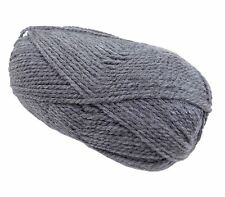 King Cole Big Value Chunky 100gm Balls 20 Colours 547 Grey