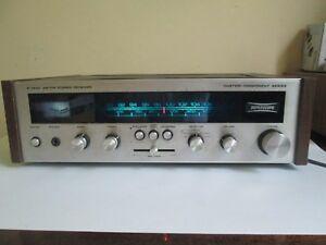 Vintage Superscope R-1240 Stereo Receiver
