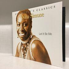 "Nina Simone - Let It Be Me ""Ain't Got No / Got Life"" Live 1980 Montreal LN 05 cd"