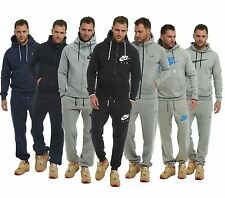 Nike Tracksuit Mens Full Jogging Bottoms Hoodie Hooded Top Small Medium Large XL