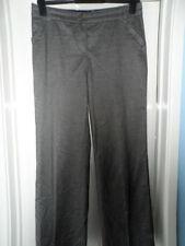 Per Una Viscose Straight Leg Mid Rise Trousers for Women