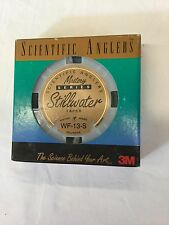 SCIENTIFIC ANGLERS MASTERY SERIES STILLWATER TAPER  WF13S  FLY LINE