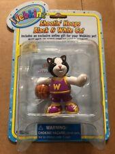 """Webkinz 3"""" Figur schießt """"Hoops Katze mit geheimen Online Code durch ganz Basketbal"""