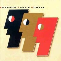 Lake and Powell Emerson - Emerson, Lake and Powell [CD]