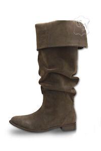 Mittelalter Stiefel Schuhe Piratenstiefel LARP Pirat Ritter Piraten Musketier