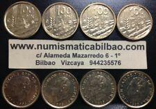 100 PESETAS 1995 AÑO DE LA FAO @LIS HACIA EL REY@ moneda SC España KM.950