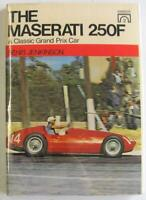 The Maserati 250F A Classic Grand Prix Car Denis Jenkinson ISBN 0333172906 Book